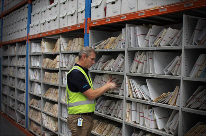 TIMG leads the way in Active file management. Our systems and processes have been designed to replicate a records room and to maximise value for our clients particularly medical record storage.